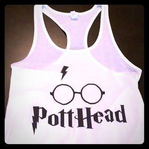 Tops - Harry Potter tank top